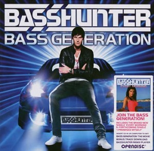 "Basshunter ""Bass Generation"" (Warner)"