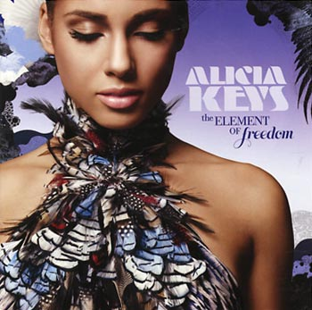 "Alicia Keys ""Element of freedom"" (J Rec/Sony)"