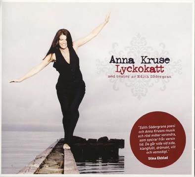 Anna Kruse Lyckokatt (Voices/Naxos)