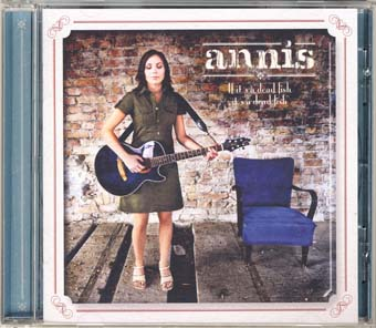 "Annis ""If It's A Dead Fish It's A Dead Fish"" (Lonely Road/Border)"