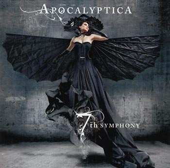 Apocalyptica 7th symphony (Columbia/Sony)