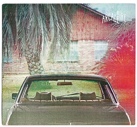 Arcade Fire The Suburbs (Mercury/Universal)