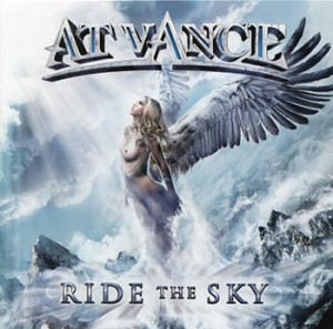 "At Vance ""Ride The Sky"" (AFM/Sound Pollution)"