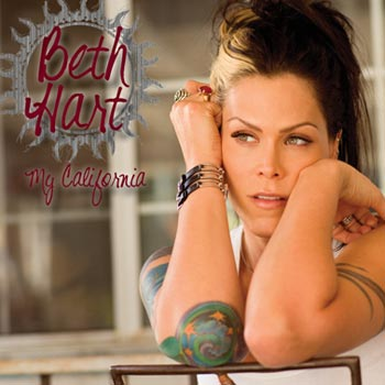 Beth Hart My Carlifornia (Cosmos)