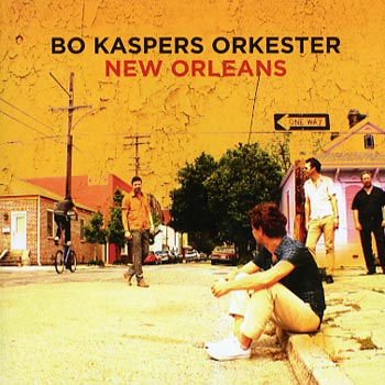 Bo Kaspers Orkester New Orleans (Columbia/Sony)
