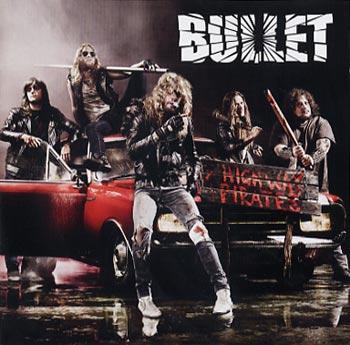 Bullet Highway pirates (Black Lodge/Sound Pollution)