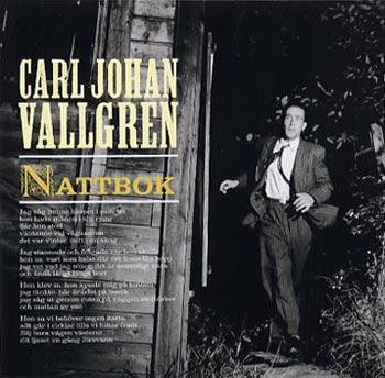 Carl-Johan Vallgren Nattbok (Metronome/Warner)