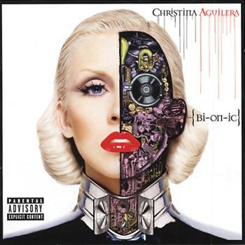 Christina Aguilera Bionic (RCA/Sony)