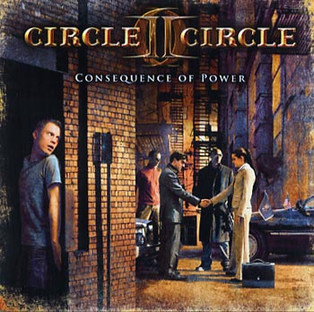 Circle II Circle Consequence Of Power (AFM/Sound Pollution)
