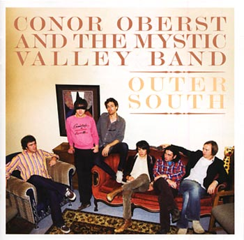 "Conor Oberst & Mystic Valley Band ""Outer South"" (Wichita/BAM)"