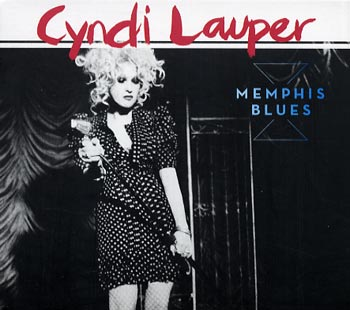 Cindy Lauper Memphis Blues (Naive/Playground)