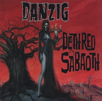 Danzig Deth Red Sabaoth (AFM/Sound Pollution)