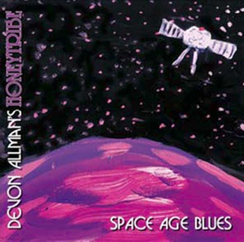 Devon Allmans Honeytribe Space Age Blues (Provogue/Border)