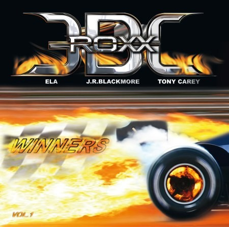 EBC ROXX Winners Vol. 1 (J.R. Blackmore Records)