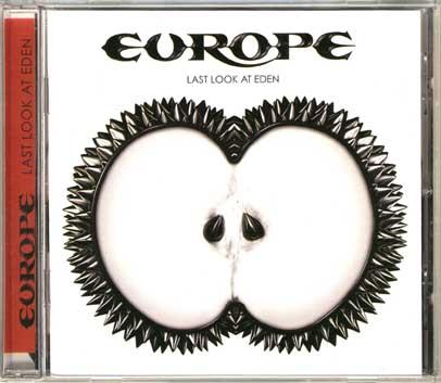 "Europes ""Last Look At Eden"" (Universal)"