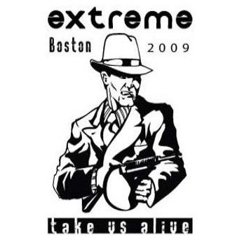 Extreme Take Us Alive (Frontiers/Bonnier Amigo)