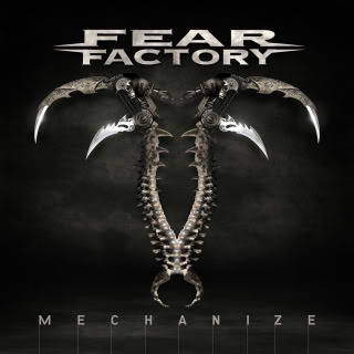 Fear Factory Mechanize (AFM/Sound Pollution)