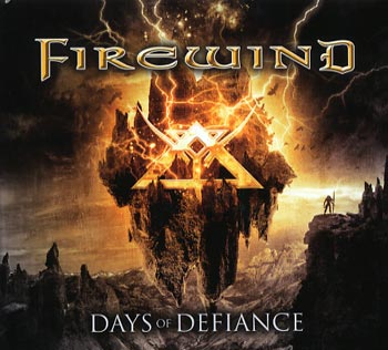 Firewind Days Of Defiance (Century Media/EMI)