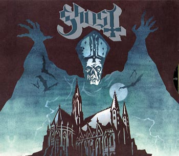 Ghost Opus eponymous (Rise Above/Sound Pollution)