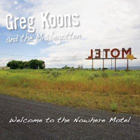 Greg Koons and the Misbegotten Welcome to the Nowhere Hotel (Red/Hemifrån)