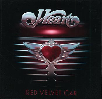 Heart Red Velvet Car (Eagle/Playground)