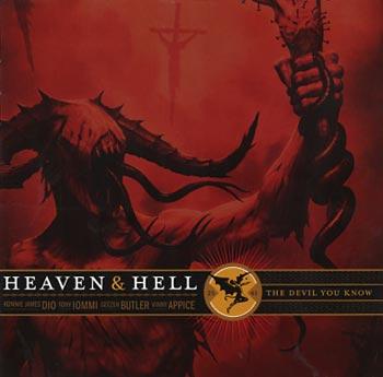 "Heaven & Hell ""The devil you know"" (Roadrunner/BAM)"