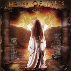 "House Of Lords ""Cartesian Dreams"" (Frontiers/Bonnier Amigo)"