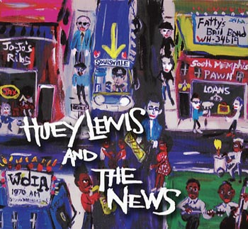 Huey Lewis and the News Soulsville (Proper/Playground)