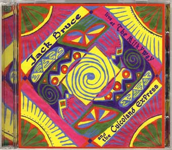Jack Bruce and the Cuicoland Express