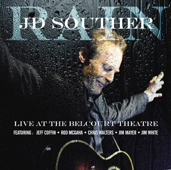 JD Souther Rain (Slow Curve Records)