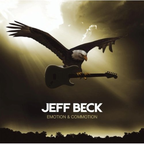 Jeff Beck Emotion & Commotion (Rhino/Warner)