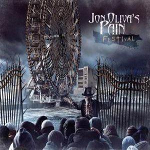 Jon Olivas Pain Festival (AFM/Sound Pollution)