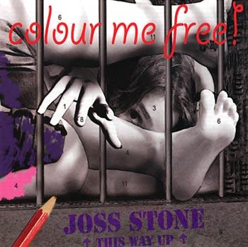 Joss Stone Colour Me Free (Virgin/EMI)