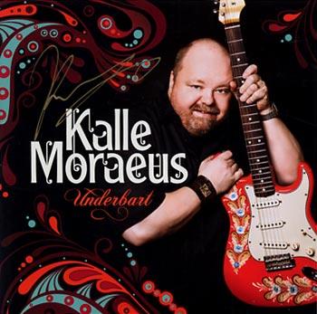 Kalle Moraeus Underbart (Sony)