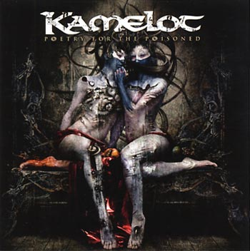 Kamelot Poetry for the poisoned (Ear/Playground)