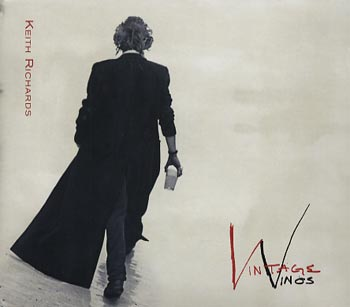 Keith Richards Vintage Vinos (Mindless/Playground)