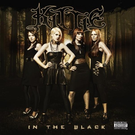 Kittie In The Black (Massacre/Sound Pollution)