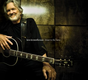 "Kris Kristofferson ""Closer to the bone"" (New West/Playground)"