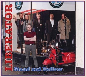 "Liberator ""Stand and deliver"" (Break a leg/Playground)"