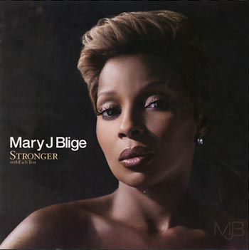 mary j blige stronger album. Mary J Blige Stronger with