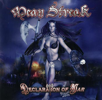 Mean Streak Declaration Of War (Black Lodge/Sound Pollution)
