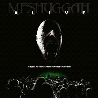 Meshuggah Alive (Nuclear Blast/Warner)