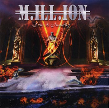 M.ILL.ION Sane & Insanity (Metal Heaven/Sound Pollution)