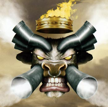 Monster Magnet ''Mastermind'' (Napalm/Border)
