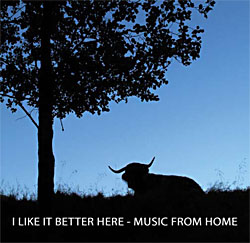 Blandade artister I Like It Better Here - Music From Home (Hemifrån)