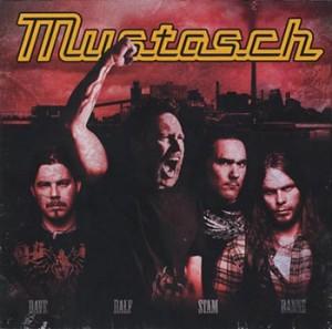 "Mustasch ""Mustasch"" (Regain/Warner)"