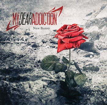 My Dear Addiction New blood (Supernova/Bonnier Amigo)