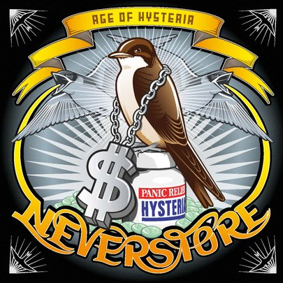 Neverstore Age of hysteria (Sony)
