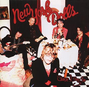 "New York Dolls ""Cause I sez so"" (Atco/Warner)"