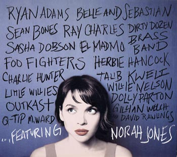 Norah Jones ...Featuring (Blue Note/EMI)